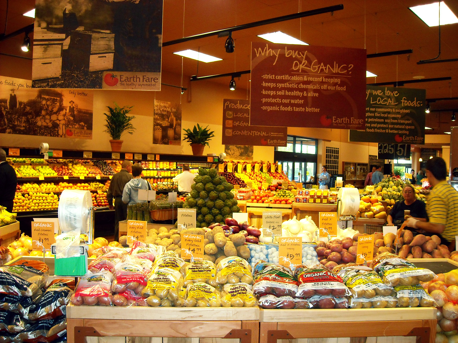 Decatur metro earth fare for Cuisine store